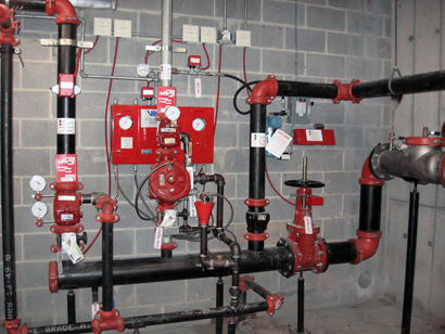 tilley fire sprinkler systems